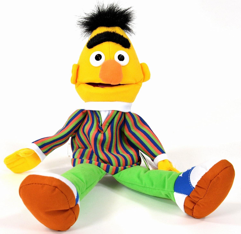 United Labels Sesame Street Hand Puppet Bert 41聽cm