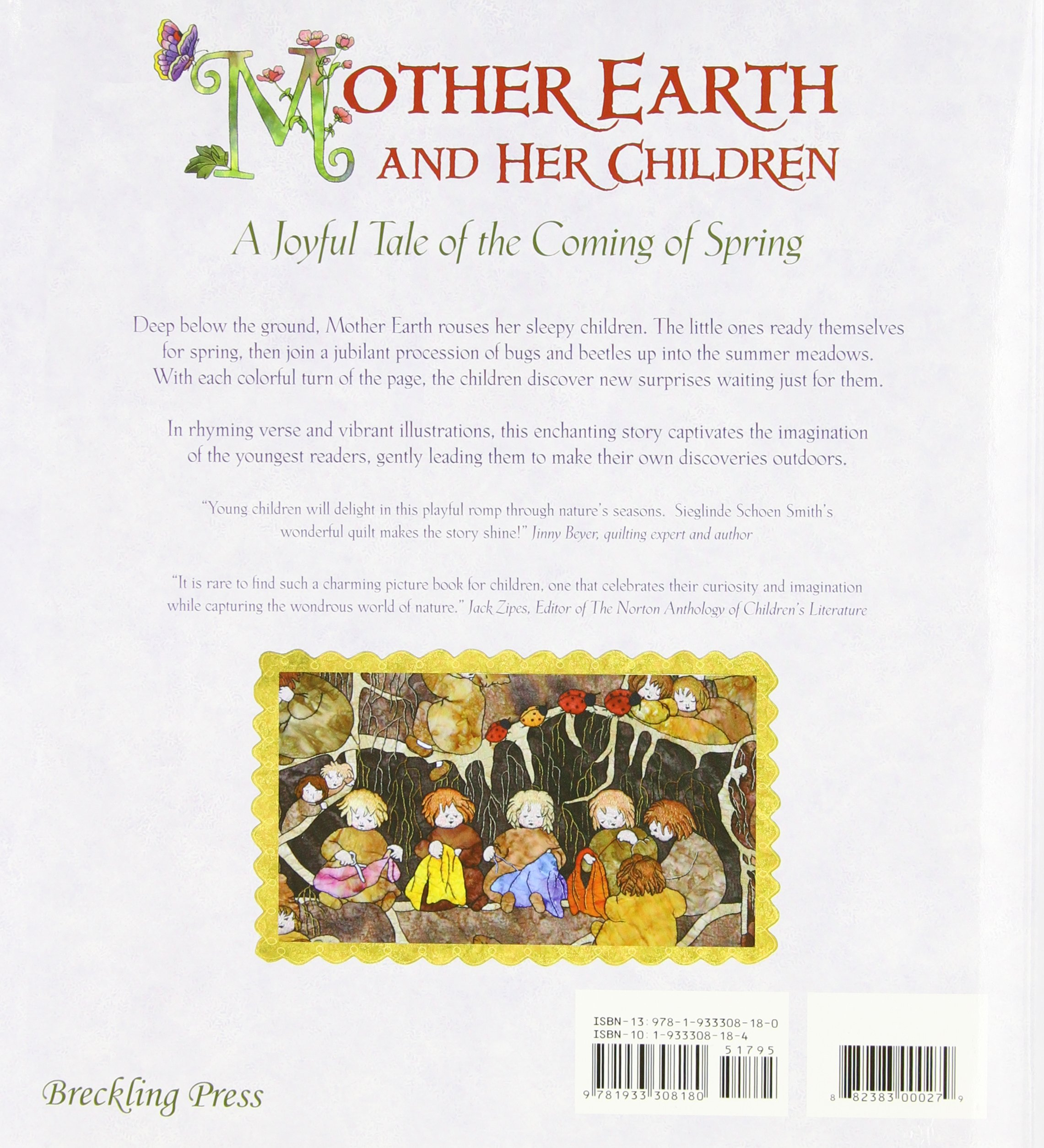 Mother Earth and Her Children: A Quilted Fairy Tale: Amazon