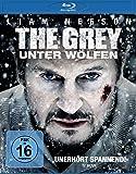The Grey - Unter Wölfen [Blu-ray]