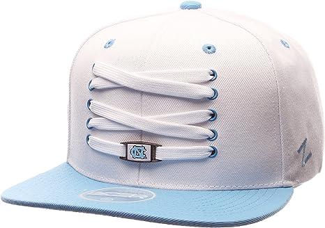 NCAA Zephyr North Carolina Tar Heels Mens The Supreme Hat Gray Adjustable