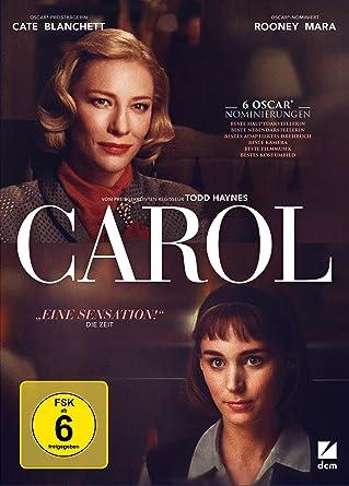 Carol [Alemania] [DVD]