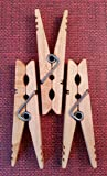 Kevin's Quality Clothespins Clothespins Set of 50