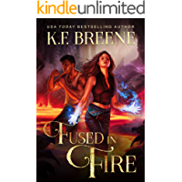 Fused in Fire (DDVN World: Fire and Ice Trilogy Book 3)
