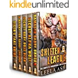 Shifter League: The Complete Paranormal Romance Collection