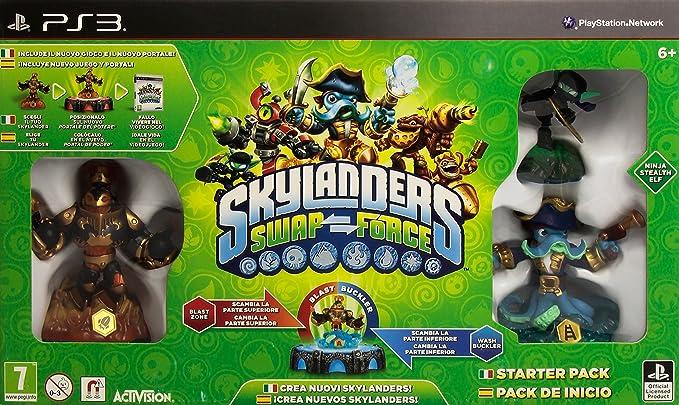 Skylanders: Swap Force - Starter Pack: sony playstation3 ...