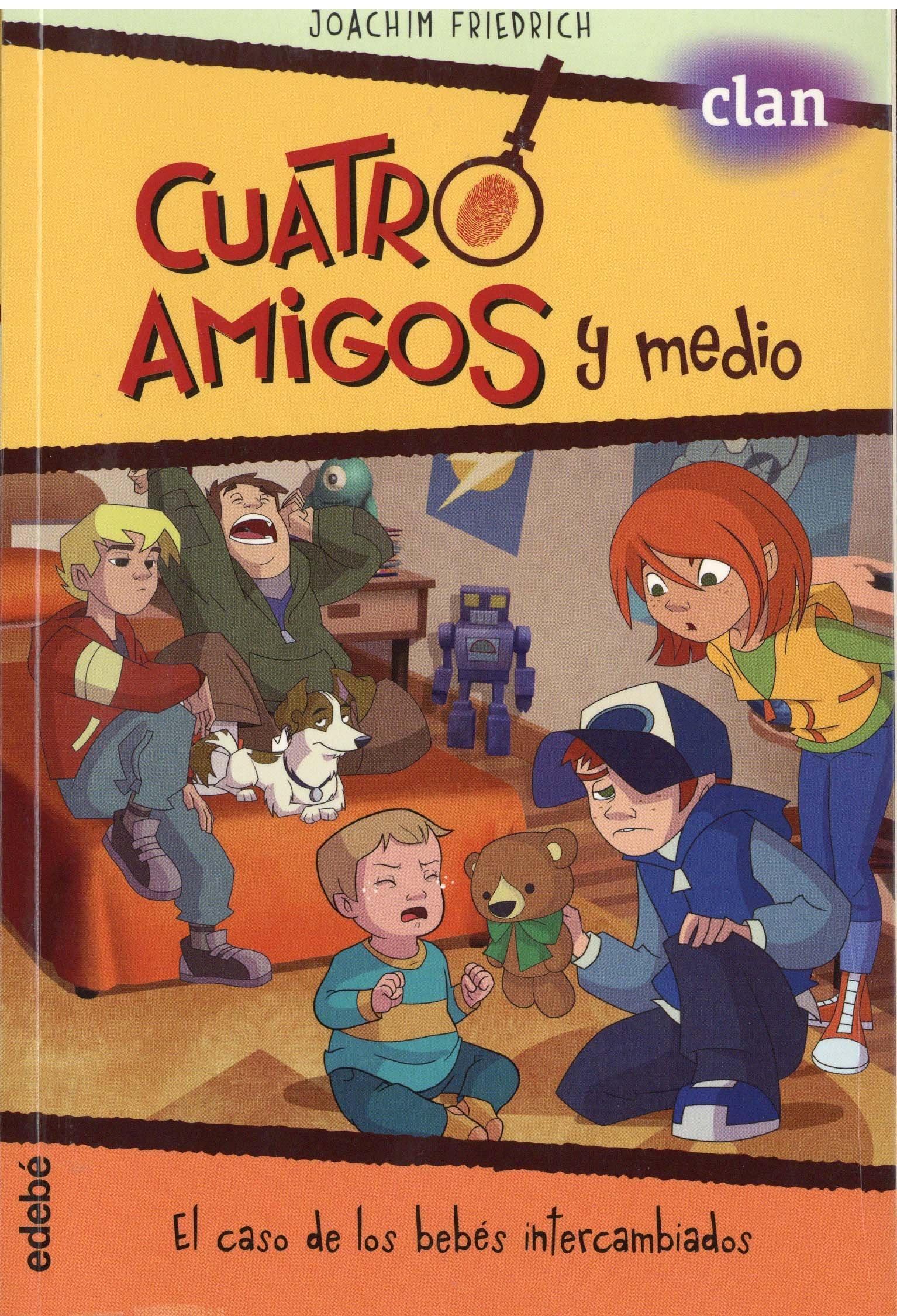 EL CASO DE LOS BEBÉS INTERCAMBIADOS la serie de TVE CUATRO ...