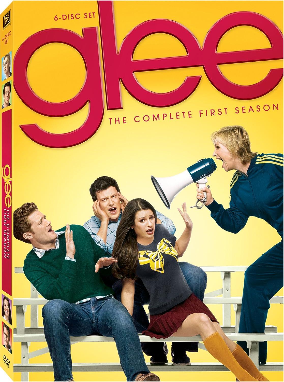 Glee: The Complete First Season Jane Lynch Lea Michele Matthew Morrison Cory Monteith