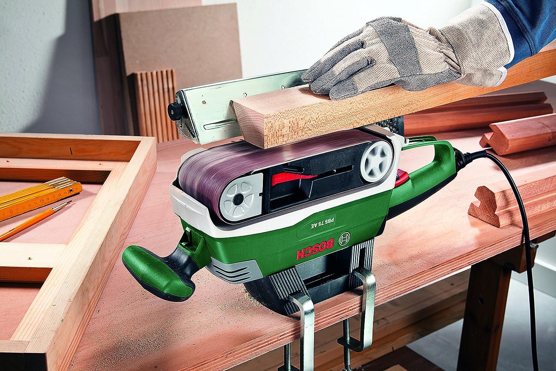 Bosch PBS 75 AE als stationäres Gerät