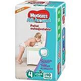 Huggies Pañales All Around, Unisex, Etapa 4, 40 Piezas