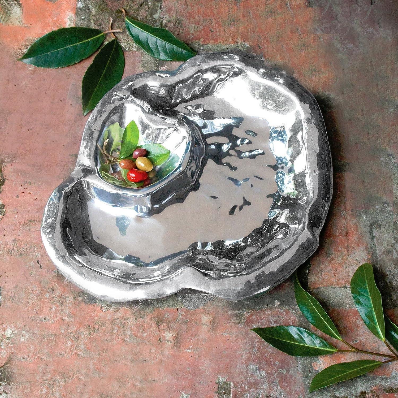 Beatriz Ball 6279 VENTO Oval Dip Silver