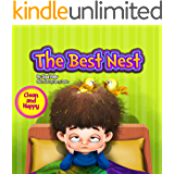 """""""THE BEST NEST"""": Motivate Your Growing Child To Shower   (Clean and Happy Book 3)"""