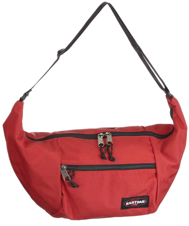 Eastpak Hobbs, Borsa a tracolla donna, red (rosso) - EK757236
