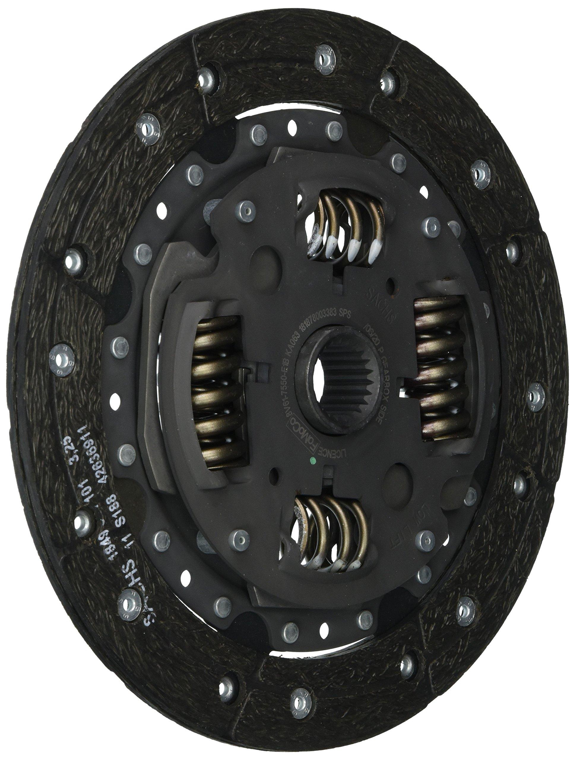 Genuine Mazda (LF08-16-460A) Clutch Disc