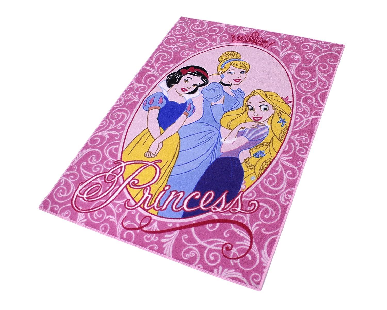 Cameretta Disney Principesse : Associated weavers tappeto per cameretta da bambina con
