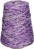 Premier Yarns 1032-03 Home Cotton Yarn - Multi Cone-Violet Splash