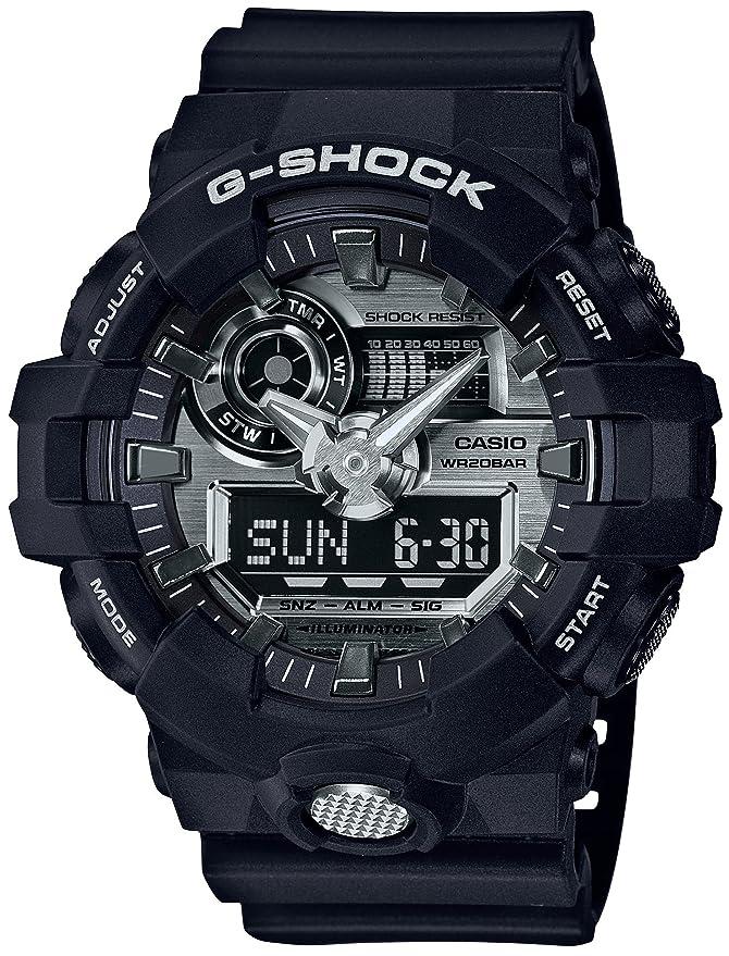61915a8f01b3 Amazon.com  CASIO G-SHOCK GA-710-1AJF Mens  Watches
