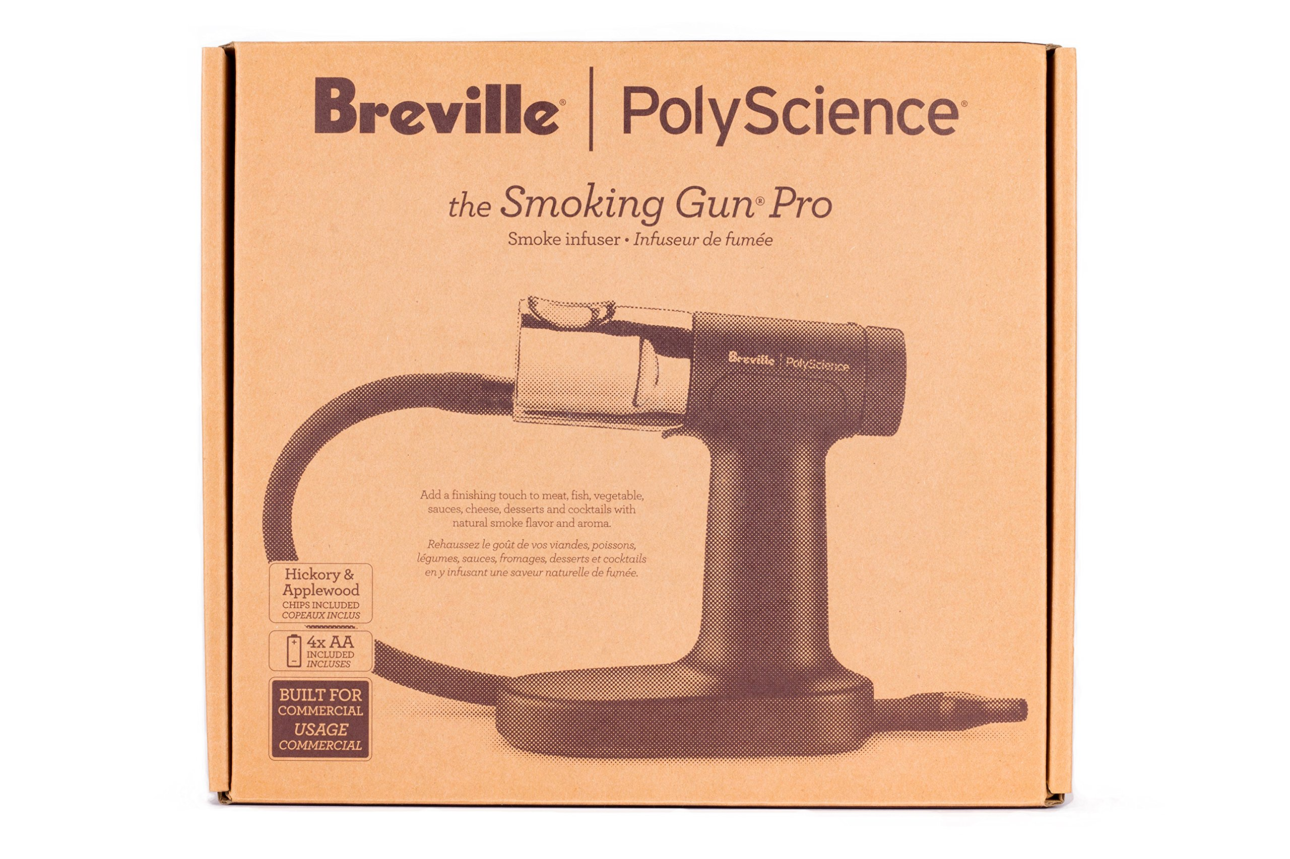 Breville|PolyScience The Smoking Gun Pro Smoke Infuser, Commercial by PolyScience (Image #9)