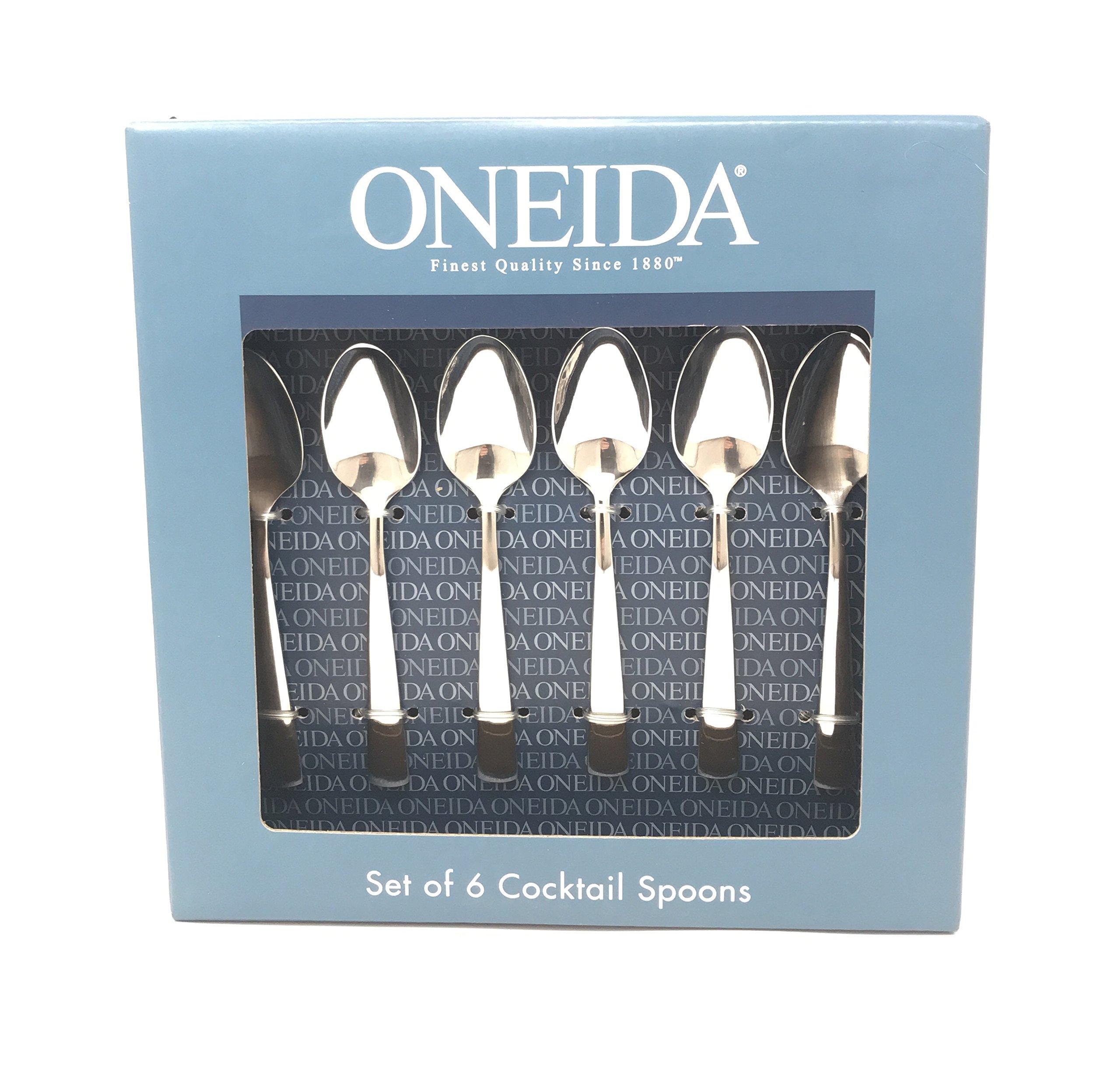 Oneida Nocha Set of 6 Cocktail Spoons