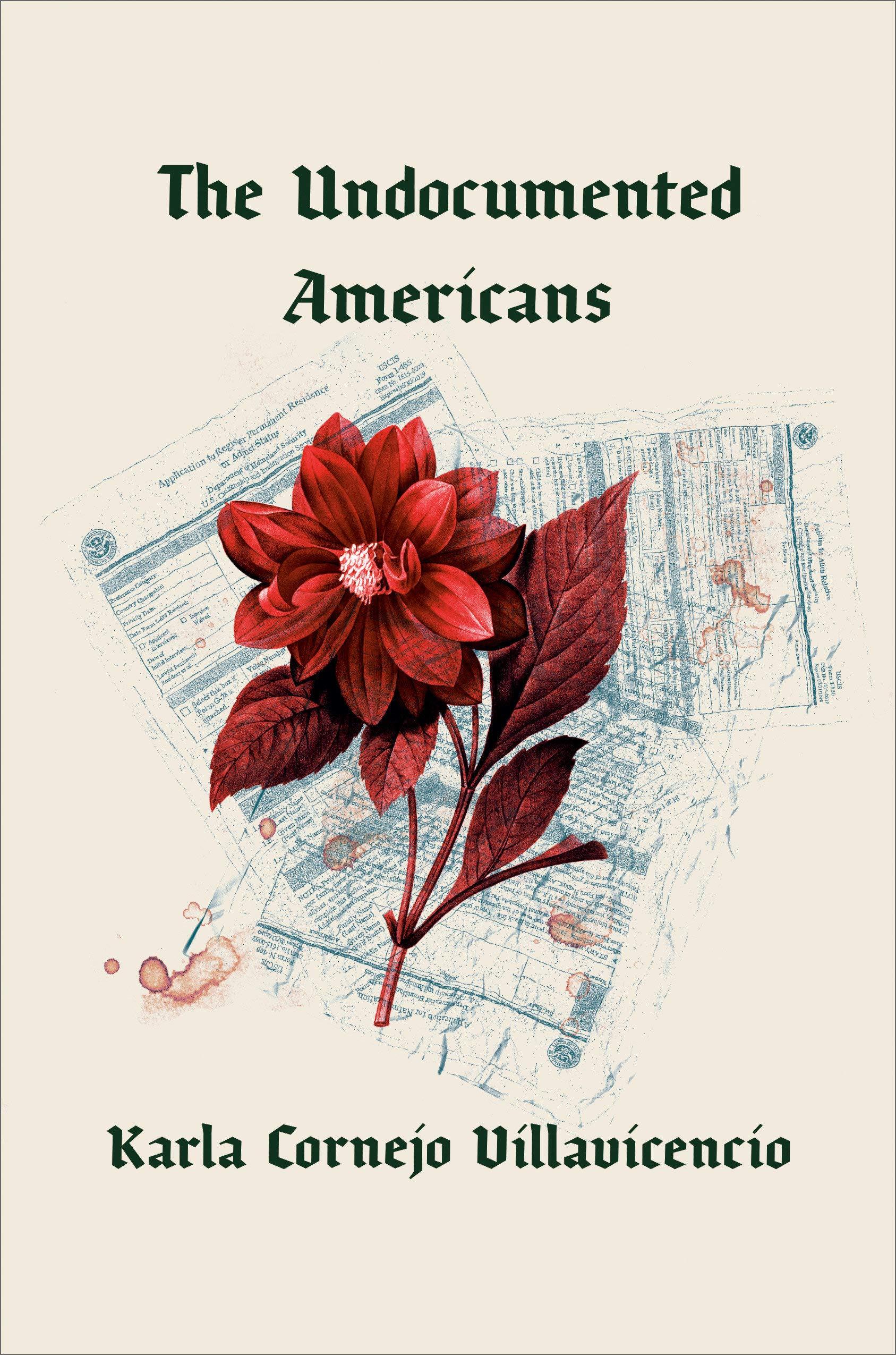 The Undocumented Americans: Cornejo Villavicencio, Karla: 9780399592683:  Amazon.com: Books