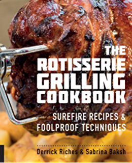 Churrasco grilling the brazilian way kindle edition by evandro the rotisserie grilling cookbook fandeluxe Image collections