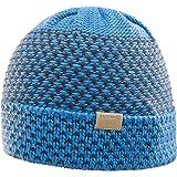サロモン(SALOMON) スキー スノーボード ニット帽 LAURA BEANIE Myconos Blue/Night Sky OSFA(フリー)サイズ L39684100