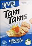 Manischewitz Tam Tams Original Snack Crackers, 9.6 oz