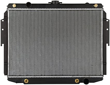 Spectra Premium CU1707 Complete Radiator for Dodge Pickup