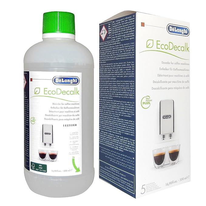 Delonghi cafetera y Magnifica cal para (3 x 500 ml de botellas de): Amazon.es: Hogar