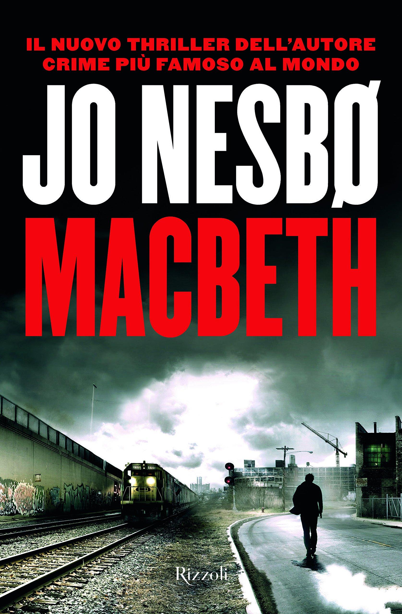 """Risultati immagini per """"MACBETH"""" di JO NESBO (RIZZOLI) cover"""