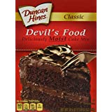 Duncan Hines Classic Devil's Food Cake Mix (2 Pack)