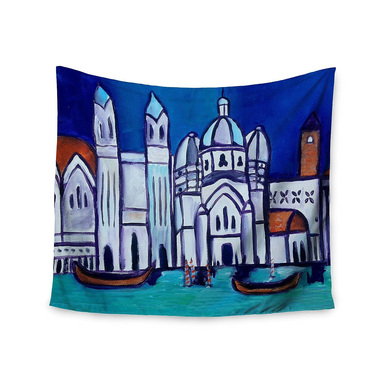 Kess InHouse Theresa Giolzetti Venice Wall Tapestry 51 X 60