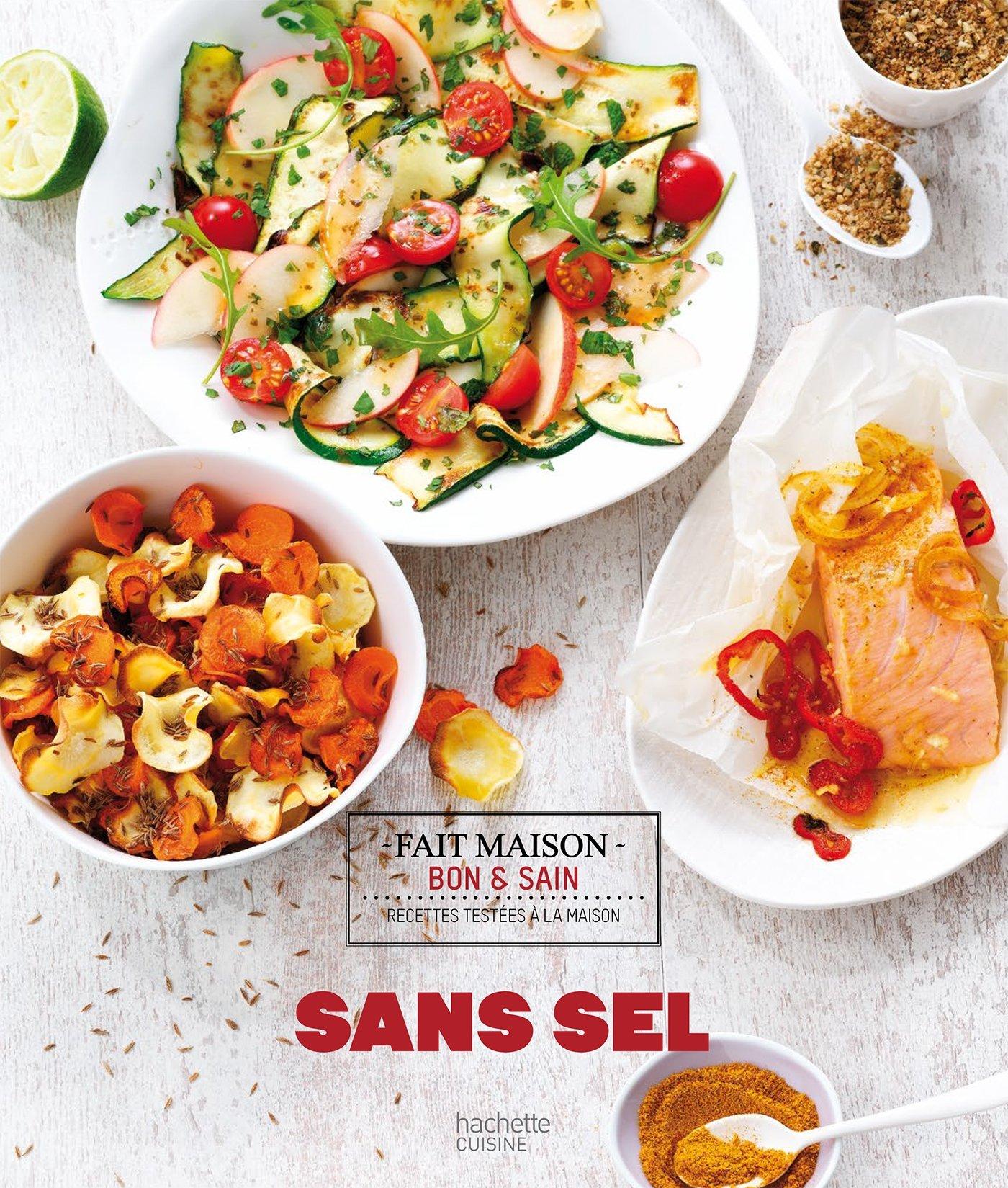 Fait Maison  Sans sel CUISINE French Edition Clémence ...