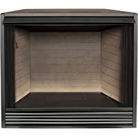 "ProCom Heating PC36VFC firebox Insert 36.8"" H x 43"" W x 19"" D Black"