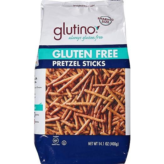 Glutino Gluten Free Pretzel Twists,