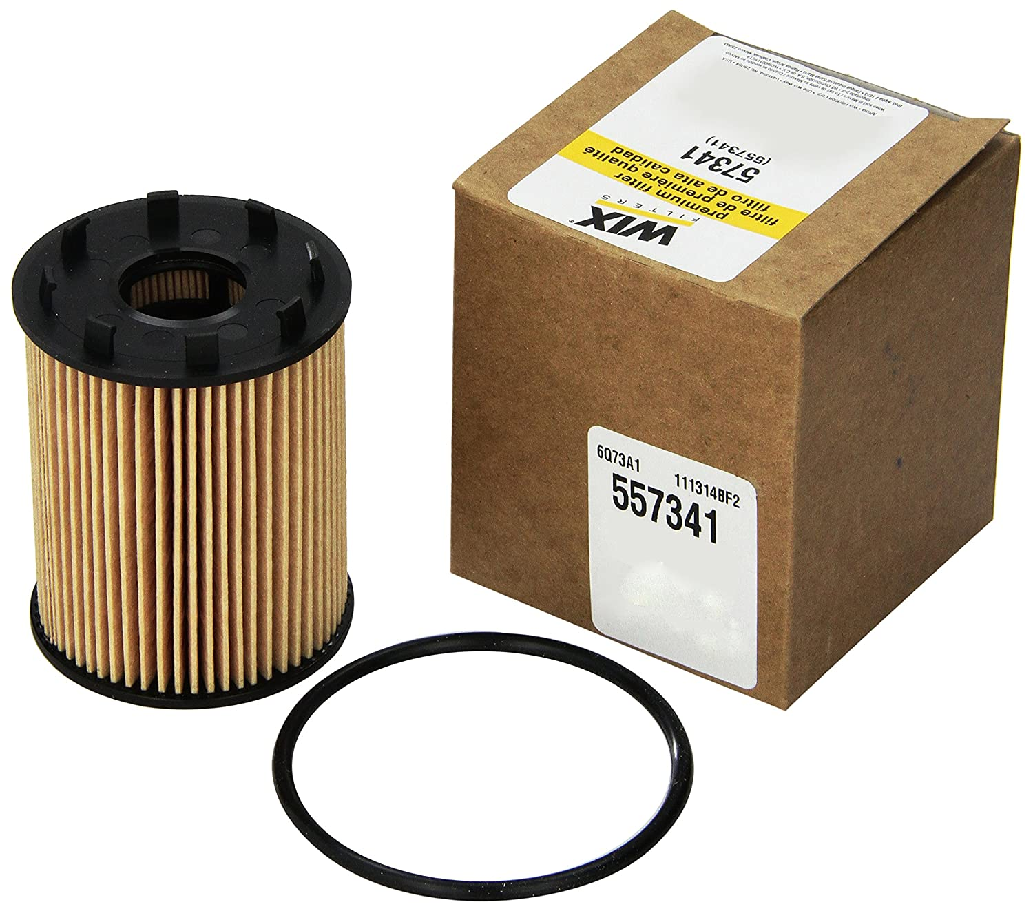 Wix 57341 Cartridge Lube Metal Free Filter