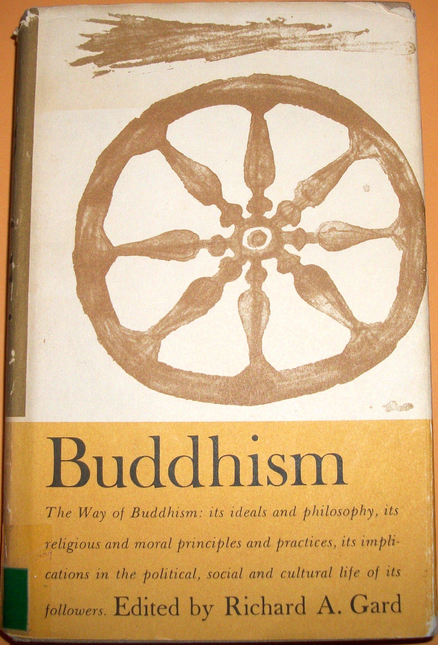 Gard Buddhism cover