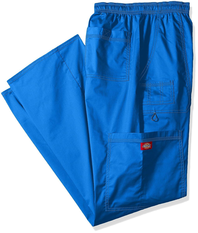 d6ad417f196 Amazon.com: Dickies Men's Big and Tall Genflex (Contrast) Drawstring Cargo Scrub  Pant: Clothing