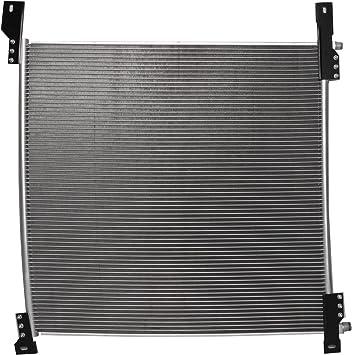 ECCPP AC A//C Condenser for 1995-2007 Peterbilt 357//378//379 1994-2004 375