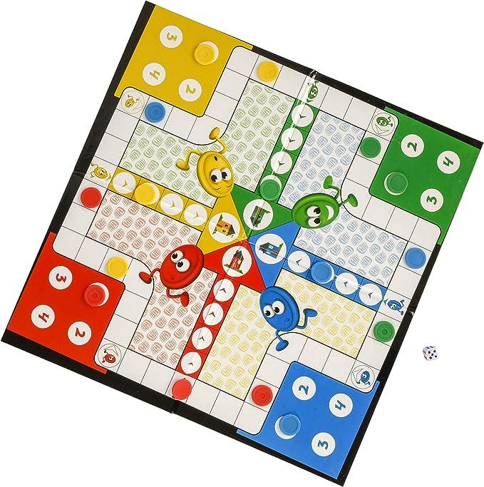 Traditional Games HTI 1372490, Juego de Mesa, de 2 a 6 Jugadores, Versión en Inglés: Amazon.es: Juguetes y juegos
