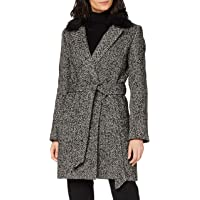 Naf Naf Abrigo de mezcla de lana para Mujer