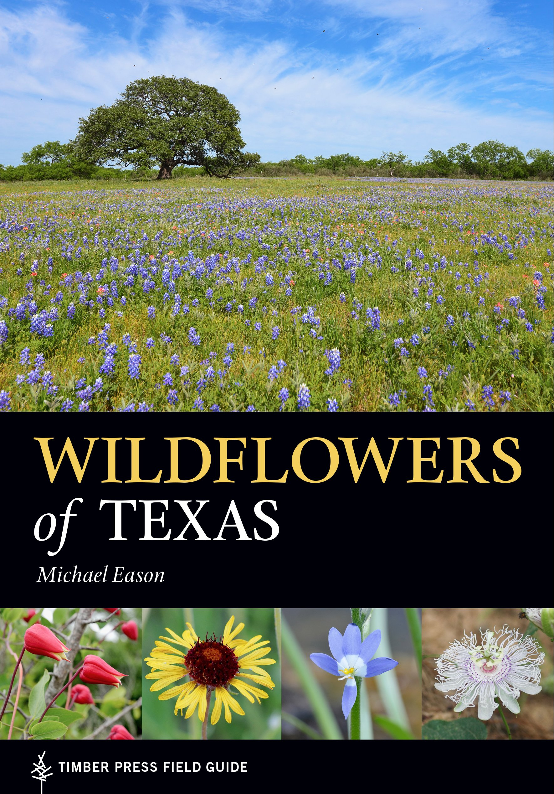 Wildflowers Of Texas A Timber Press Field Guide Michael Eason