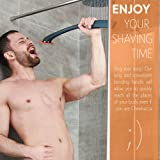 Body Shaver for Men - Manual Hand Held Back
