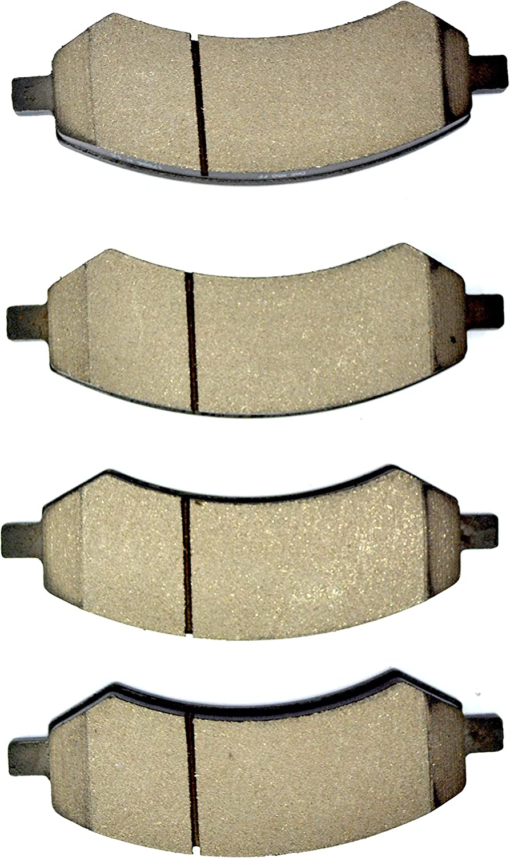 Dash4 MFD180 Optimizer Premium Brake Pad