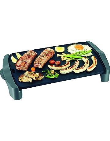 Parrillas, planchas, raclettes y piedras de asar eléctricas ...