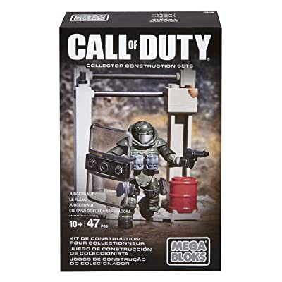 Mega Bloks Call of Duty Juggernaut: Toys & Games