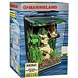 Marineland Portrait Glass LED aquarium Kit, 5