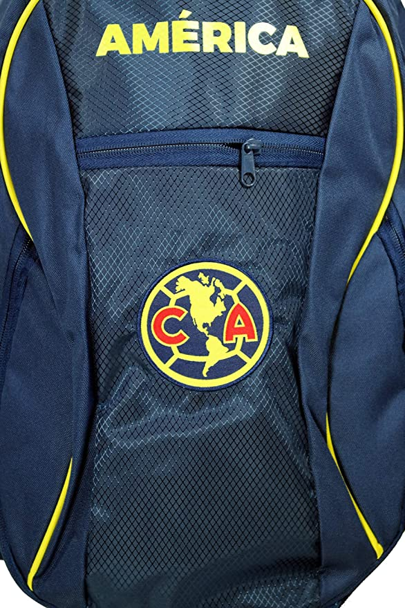 Icon Sports Club America Official Licensed Soccer Large Backpack 01