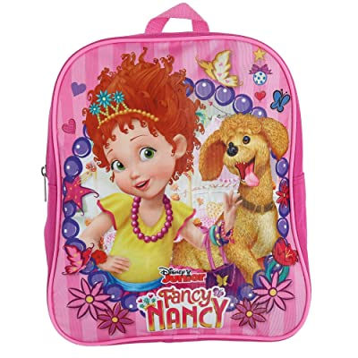 "Fancy Nancy & Frenchy Girl's 12"" Backpack 