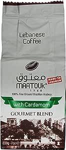 Maatouk Gourmet Blend with Cardamom , 250 gm