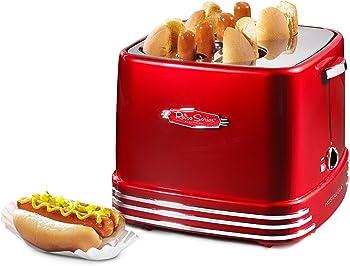 Nostalgia 4-Slot Hot Dog Toaster